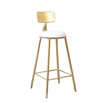 Admirable Amazon Com Seeksung Barstools Modern Wrought Iron High Ocoug Best Dining Table And Chair Ideas Images Ocougorg