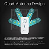 TP-Link AC2600 Dual Band Wi-Fi Range Extender w/ Gigabit Ethernet Port, Extends WiFi to Smart Home & Alexa Devices, 4x4 MU-MIMO (RE650)