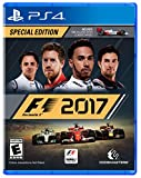 formula 1 racing game - F1 2017 Special Edition - PlayStation 4