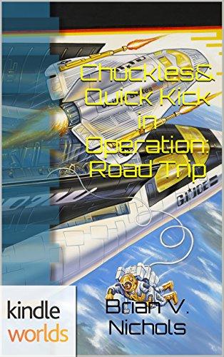 G.I. JOE: Chuckles & Quick Kick in Operation: Road Trip (Kindle Worlds Novella) (Quick Gi Kick Joe)