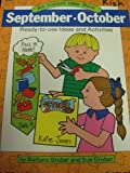 img - for September October: Instant ideas for elementary teachers (An instant idea book) book / textbook / text book