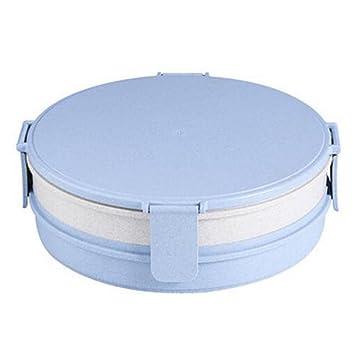 Caja de plástico de la galleta caja de fruta de la caja de almacenamiento del caramelo del caramelo para el hogar -A16: Amazon.es: Hogar