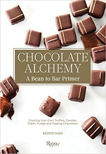 [By Kristen Hard] Chocolate Alchemy: A Bean-To-Bar Primer (Hardcover)【2018】by Kristen Hard (Author) (Hardcover)