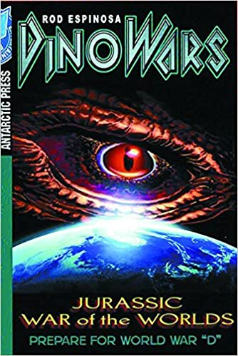 Image result for Dino Wars : pocket manga. Vol. 1, Jurassic war of the worlds