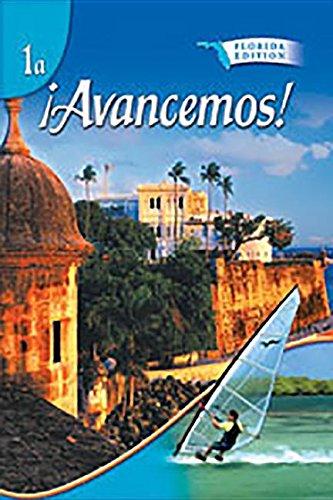 ¡Avancemos!: Audio CD Program Levels 1A/1B/1 (Spanish Edition) by MCDOUGAL LITTEL