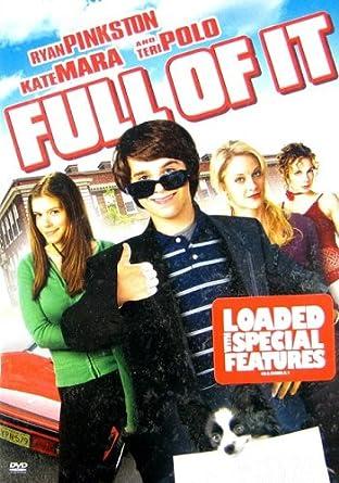 Full of It [USA] [DVD]: Amazon.es: Ryan Pinkston, John Carroll ...