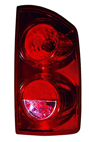 Depo 334-1916R-AF Dodge Ram Passenger Side Tail Light (Dodge Ram Tail Light Assembly)