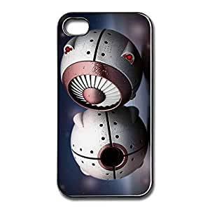 Funny Sphere IPhone 4/4s Case For Team