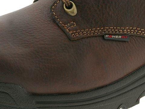 (ティンバーランド)Timberland メンズカジュアルシューズスニーカー靴 TiTANR Oxford Soft Toe [並行輸入品] B072JSM8SP 25.5 cm D - M Haystack Brown Oiled Full-Grain Leather