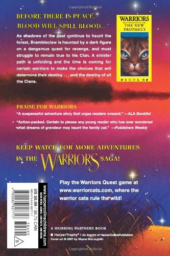 Sunset (Warriors: The New Prophecy): Amazon co uk: Erin W