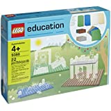 LEGO Education Small Building Plates Set 4646267 (22 Pieces)