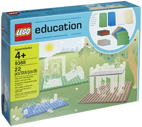 LEGO Education Small Building Plates Set -  4646267