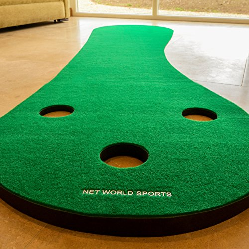 FORB Home Golf Putting Mat 10ft Long - Conquer The Green In Your Own Home! [Net World Sports] by FORB (Image #6)
