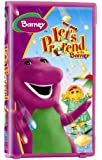 Barney - Let's Pretend with Barney [VHS]