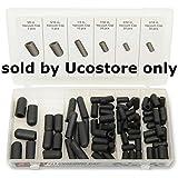 Shop-Tek / C-H 80-Piece Vacuum Cap Assortment, CAPVC80 - Sold by Ucostore Only