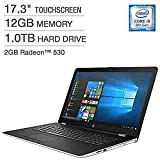 "HP 17-bs153cl 17.3"" Touchscreen Laptop - Intel core i5-8250U - 2GB Graphics"
