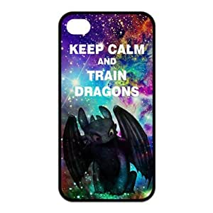 FEEL.Q- How to Train Your Dragon Toothless Personalized Custom Hard TPU Rubber iphone 6 4.7 & 6 4.7 Case Cover