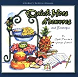 Quick Hors D'Oeuvres, Cyndi Duncan and Georgie Patrick, 0970025300
