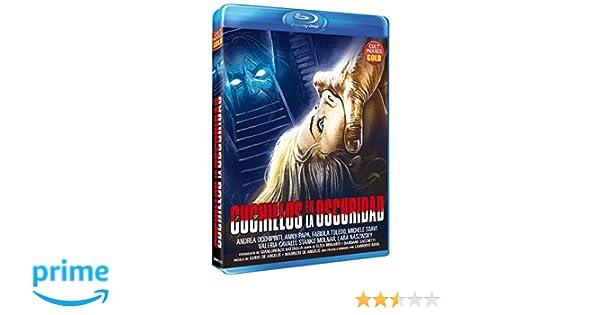 Cuchillos en la oscuridad [Blu-ray]: Amazon.es: Andrea ...