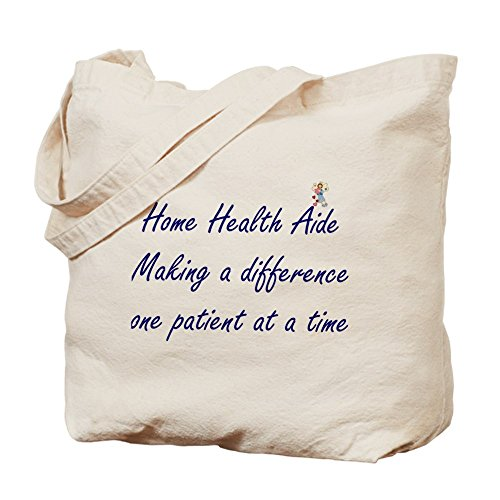 CafePress Home Health Aide Tote Bag - Standard Multi-color by CafePress