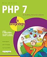 PHP 7 in easy steps Front Cover
