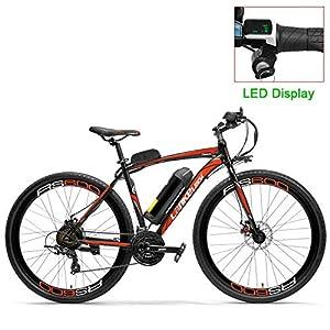 51W8ZLS 4XL. SS300 RPHP600 Potente Bicicletta elettrica 36V 20A Batteria Bicicletta elettrica 700C Bici da Strada Freno a Doppio Disco…