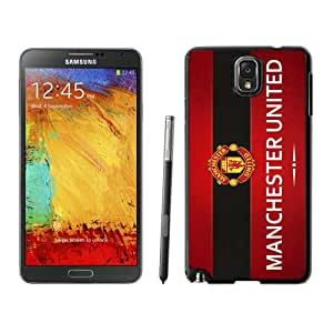 WOSN Manchester United 9 Black Case Cover for Samsung Galaxy Note3