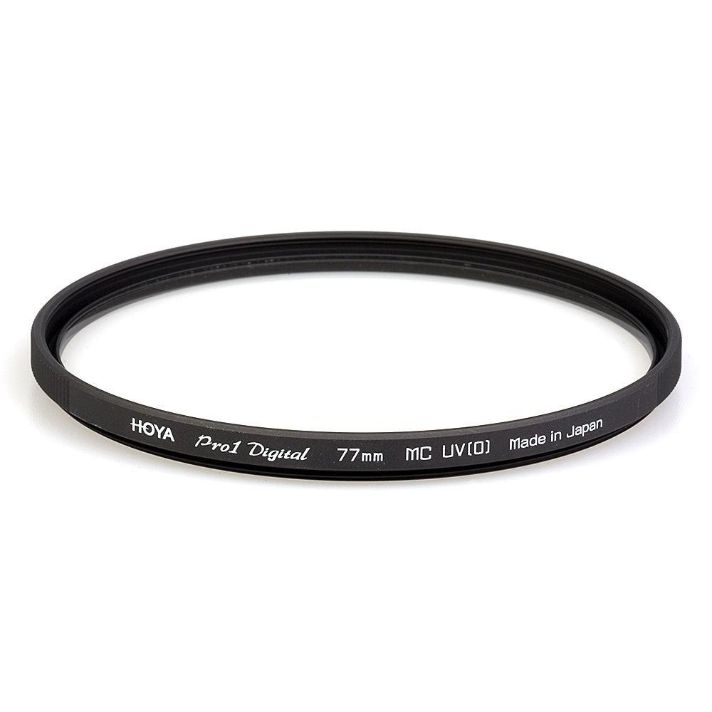 Hoya Pro1D UV(0) - Filtro Protector (43 mm) Color Negro UVPRO1D43