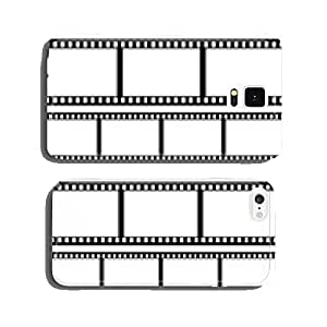 Set of film frame, vector cell phone cover case iPhone5