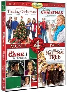 Hallmark Holiday Collection Movie 4 Pack (Trading Christmas, Lucky Christmas, Case For Christmas, National Tree) (Hallmark) (B00DNLZOCC) | Amazon Products
