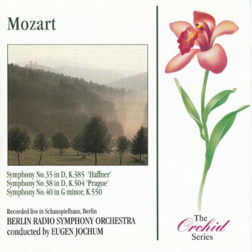 Symphony No. 40 In G-Minor, K. 550, First Movement: Molto