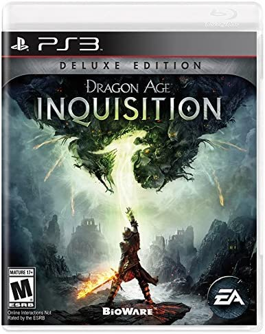 Dragon Age Inquisition - Deluxe Edition (PS3) [Importación Inglesa]: Amazon.es: Videojuegos