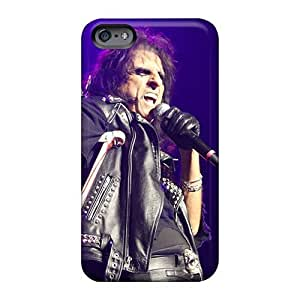 Best Hard Phone Case For Iphone 6plus With Provide Private Custom High-definition Alice Cooper Band Series Marycase88
