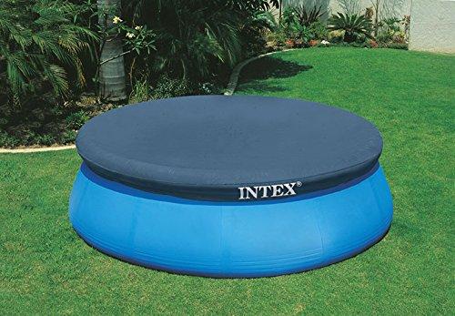Intex 28020 cubierta circular para piscinas easy set de for Cubierta piscina intex