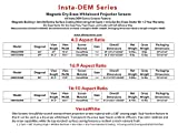 Elite Screens Insta-DEM Series, 78-inch