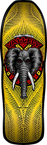 Powell-Peralta Vallely Elephant Yellow Prebook! by Powell-Peralta