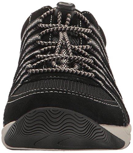 Dansko Femmes Honneur Sneaker Noir Daim