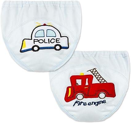 Aprendizaje del bebé Pantalones de entrenamiento Ropa interior ...