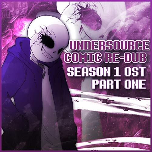 Undertale AU Undersource Comic Re-Dub Season 1 Music