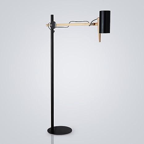 Lámparas de Pie Prime Lámpara de pie ajustable de brazo largo ...