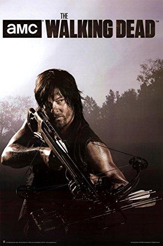 The Walking Dead Season 4 Daryl Poster