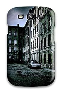 Hot Tpye Cityscape Photography Case Cover For Galaxy S3