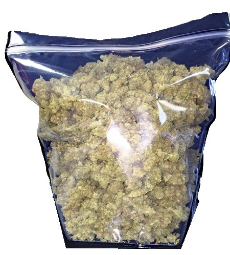 1 Pound Cannabis Bags  100 Bags  Smell Proof Marijuana Package
