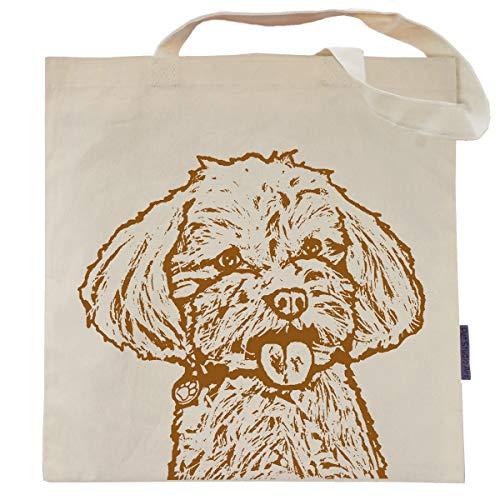 Grace the Maltipoo Tote Bag by Pet Studio ()