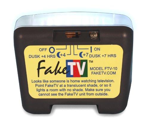 FakeTV FTV-10 Burglar Deterrent