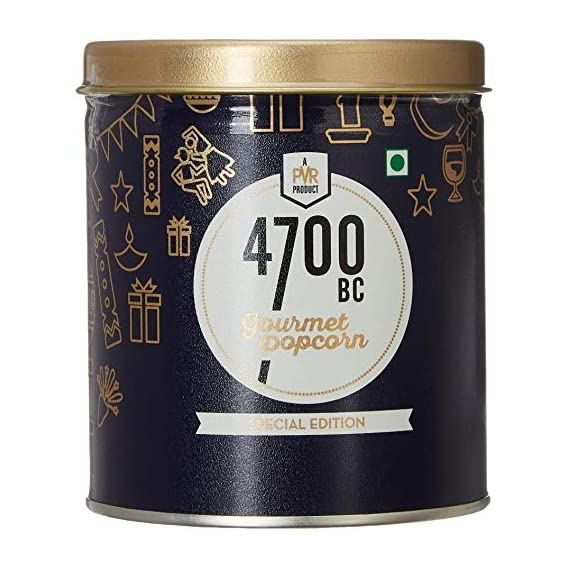 4700BC Mocha Walnut Chocolate Popcorn, 125 g