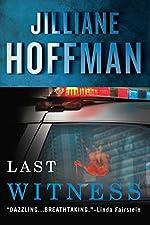 Last Witness (C.J. Townsend Thriller Book 2)