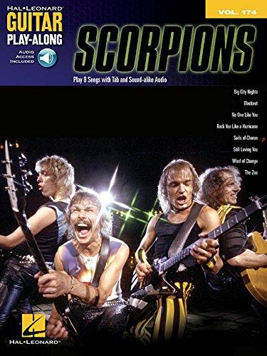 Scorpions: Guitar Play-Along Volume 174