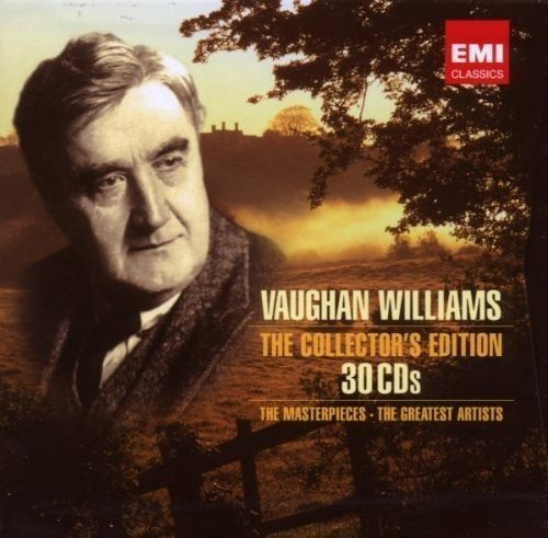 Vaughan Williams: The Collector's Edition - 30 CDs by Warner Classics