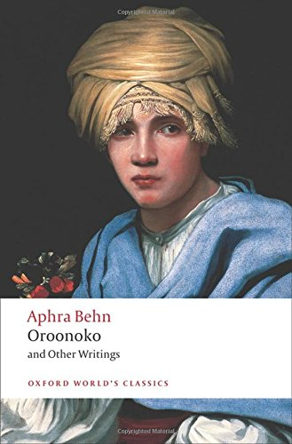 oroonoko aphra behn details about approximately